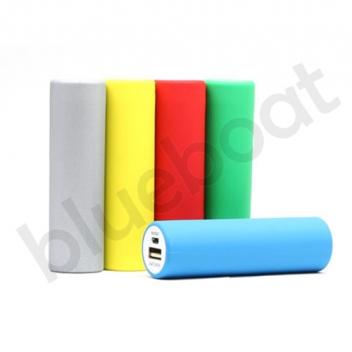 kolorowe powerbanki reklamowe z logo