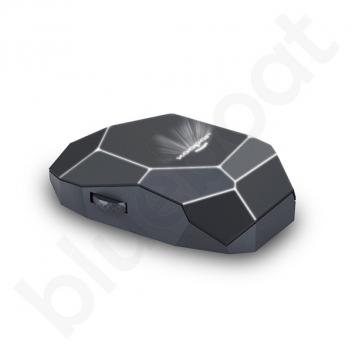 Mysz bezprzewodowa GEO z podświetlanym logo