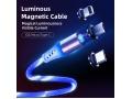 Kabel USB 3w1 z logo