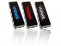 pendrive z podświetlanym logo w 3 kolorach
