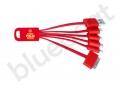 Multi kabel ładujący z logo