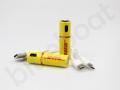 baterie ładowane kablem USB z grafiką klienta