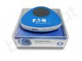 wodoodporny głośnik reklamowy bluetooth B20 w opakowaniu crystal box z logo EATON