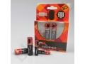 baterie ładowane kablem micro usb w indywidualnym opakowaniu