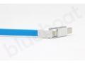 przesuwany kabel z brelokiem usb