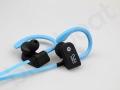 reklamowe słuchawki bluetooth z nadrukiem logo nju mobile
