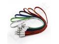 kabel smycz USB do smartfona z możliwością ładowania