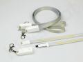 kabel z trzema końcówkami do różnych telefonów
