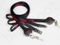 czarny kabel USB type-c w formie smyczy