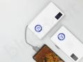 gadżet powerbank z wbudowanym kablem 3w1 (microUSB, typeC, iPhone)