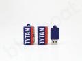indywidualny kształt pendrive USB TYTAN