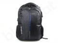 gadżet biznesowy plecak antykradzieżowy z logo
