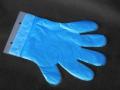 mocne rękawice foliowe jednorazowe