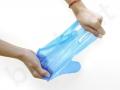 mocne rękawiczki HDPE