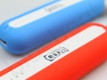 silikonowy powerbank z nadrukiem logo Creative Club