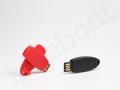 plastikowa obrotowa pamięć USB