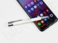 długopis z touch penem oraz pamięcią USB z logo