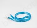 reklamowa smycz USB, wbudowany kabel usb w smycz