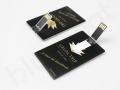 gadżet reklamowy pamięć usb karta z logo