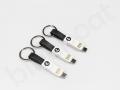 kabel usb brelok Typ-C, micro USB, lightning