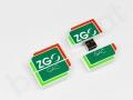 indywidualna pamięć USB z logo ZGO Gać