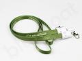 Smycze USB z logo Greinplast
