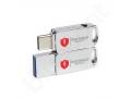 pamięć USB 2w1 type-c z nadrukiem logo
