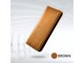 skórzany portfel z funkcją bezprzewodowego ładowania