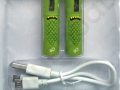 baterie AA ładowane kablem micro usb