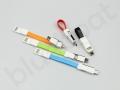 kolorowy brelok magnetyczny usb do ładowania smartfona